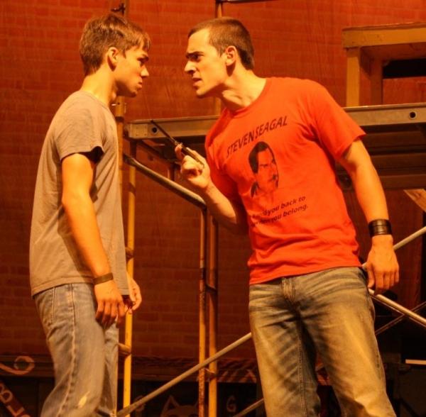 John Ball and Luke Doyle