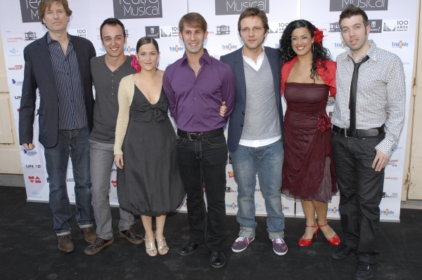 Photo Flash: Premios Teatro Musical 2010 - Photocall