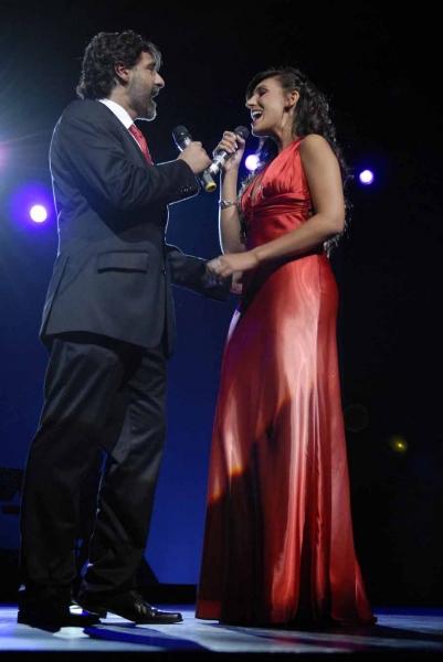Javier Navares y Mariola Peña