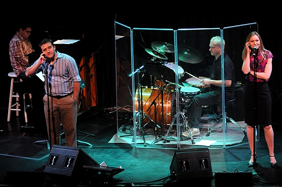 David Foley Jr & Liz Powers