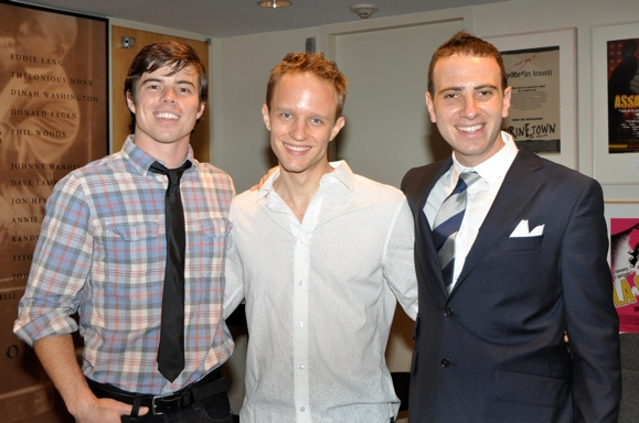 David Hull, Aron Accurso and Barry Wyner