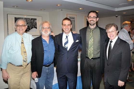 Richard Maltby, Jr., John Weidman, Barry Wyner, Peter Mills and Maury Yeston
