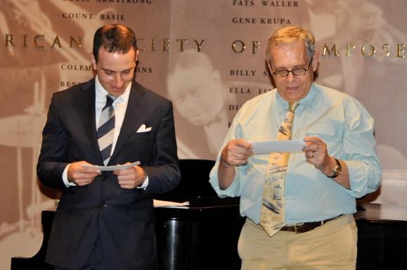 Barry Wyner and Richard Maltby, Jr.