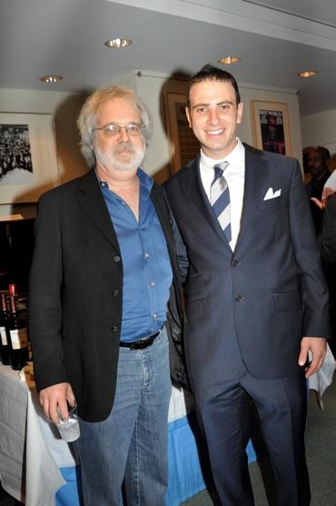 John Weidman and Barry Wyner