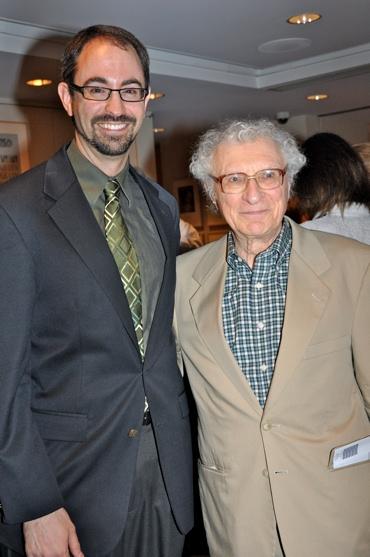 Peter Mills and Sheldon Harnick