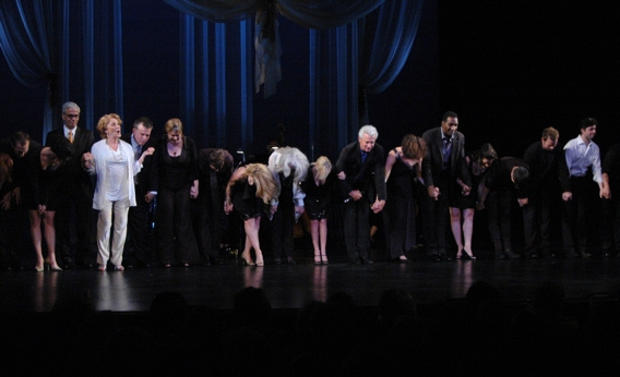 Photo Coverage: Chenoweth, O'Hara et al. in 'One Enchanted Evening' Benefit