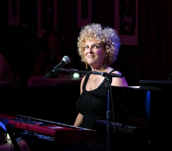 Musical Director/Keyboards Bette Sussman