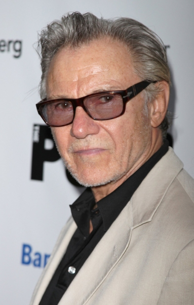 Harvey Keitel at THE MERCHANT OF VENICE Celebrity Arrivals
