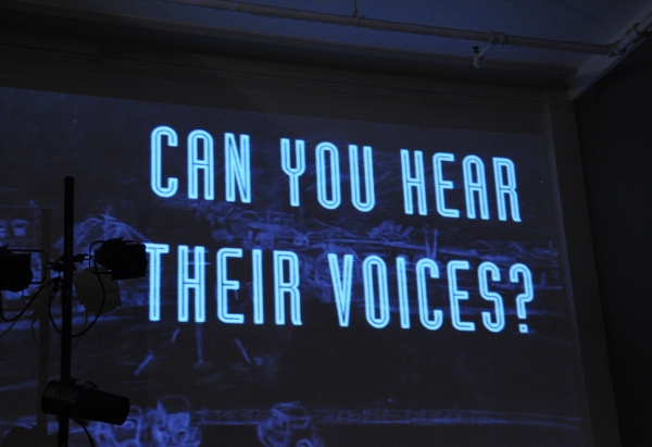 Photo Flash: Peculiar Works Project Presents CAN YOU HEAR THEIR VOICES?