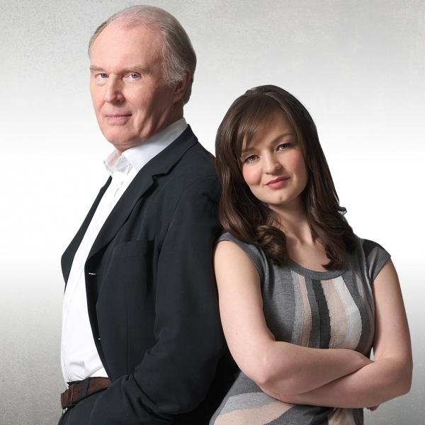 Tim Pigott-Smith & Laura Dos Santos