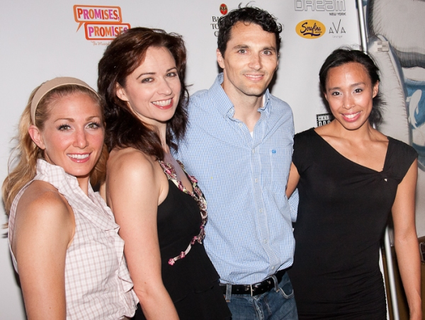Photo Coverage: PROMISES, PROMISES CD Release Party!