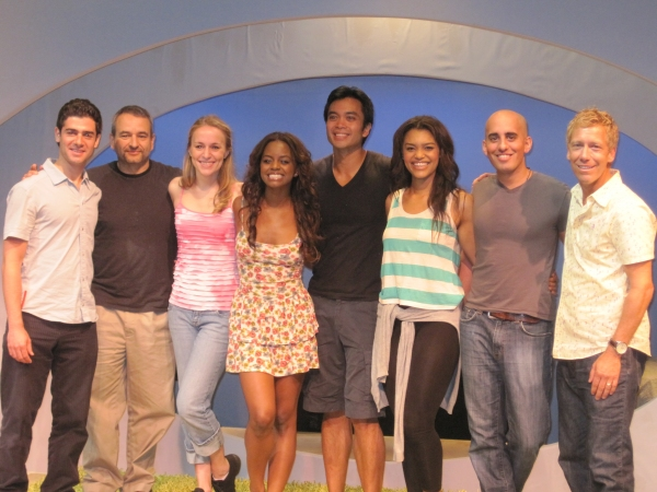 Photo Coverage: York Theatre's FALLING FOR EVE Meets the Press