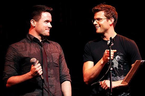 Brian Crum & Kyle Dean Massey