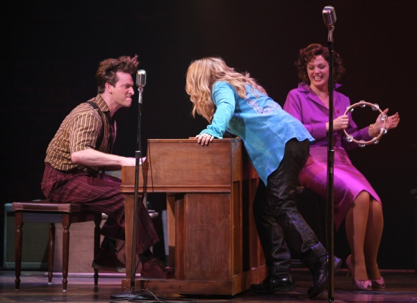 Photo Coverage: Melissa Etheridge Jams with MILLION DOLLAR QUARTET!