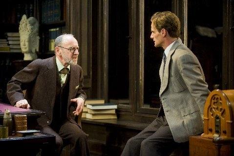 Photo Flash: FREUD'S LAST SESSION at Marjorie S. Deane Theater
