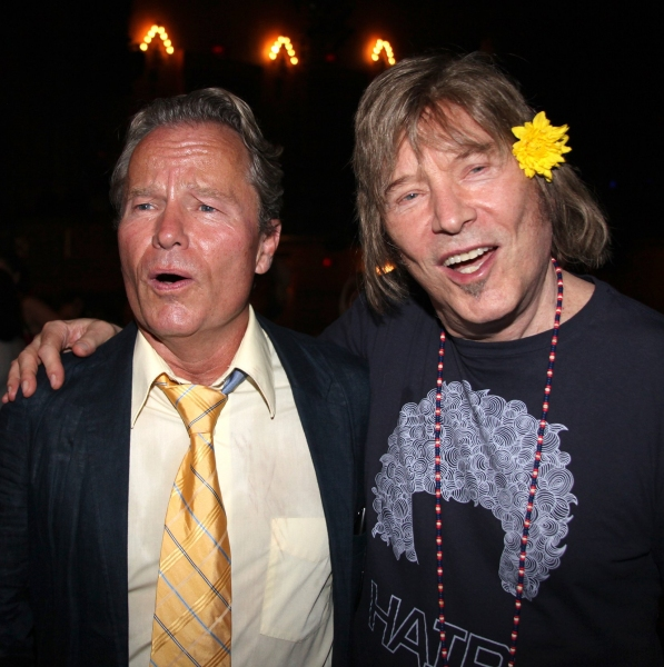 John Savage and James Rado