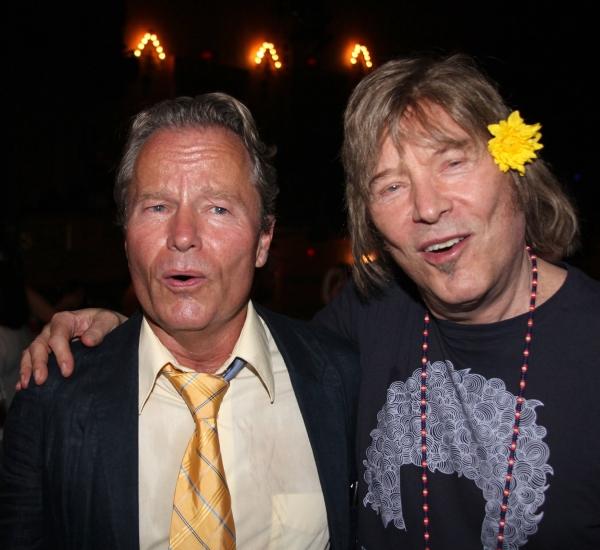 John Savage and James Rado
