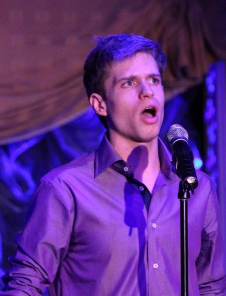 Photo Coverage: NIGHT MUSIC's Hunter Ryan Herdlicka Debuts at Feinstein's