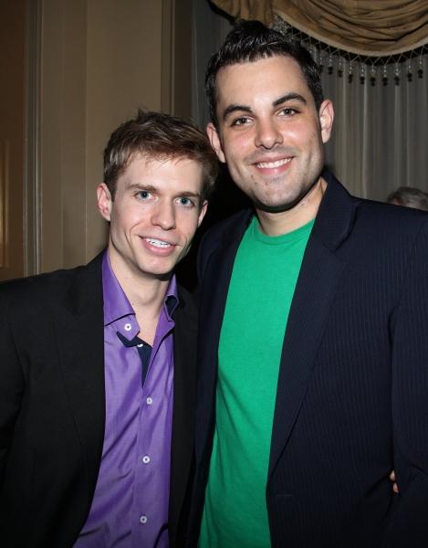 Hunter Ryan Herdlicka and Zak Resnick