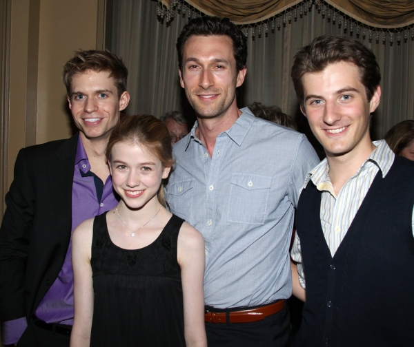 Photo Coverage: Backstage with NIGHT MUSIC's Herdlicka at Feinstein's