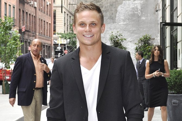 Billy Magnussen at 'Twilight: Eclipse' Premieres in New York City