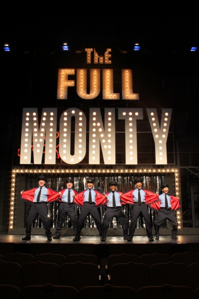 Daniel Jenkins, Andy Hockley, Adrian Pang, Ebi Shankara, Lim Yu-Beng, Hossan Leong at THE FULL MONTY Singapore