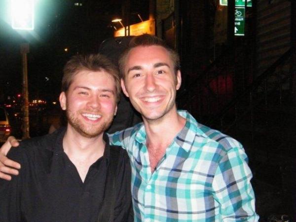 Tom McGrath and Jason Jacoby
