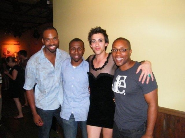 Photo Flash: Opening Night of Dixon Place's Hot Festival: Take the Mic
