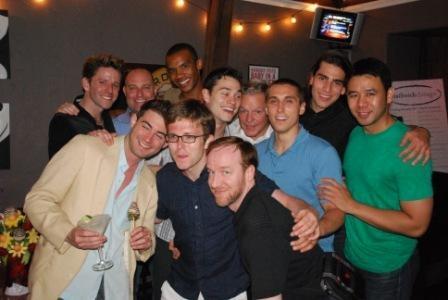 Photos: Bailiwick Chicago's F**KING MEN
