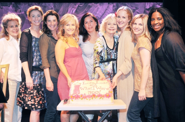 Photo Flash: LOVE, LOSS, AND WHAT I WORE Celebrates 300 Performances