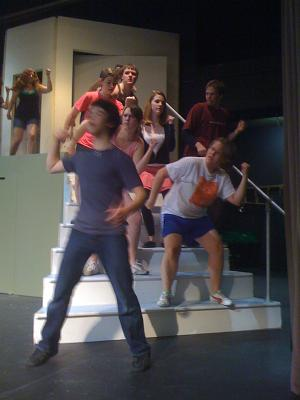 And with those efforts the teens will be putting up Jason Robert Brown's ...