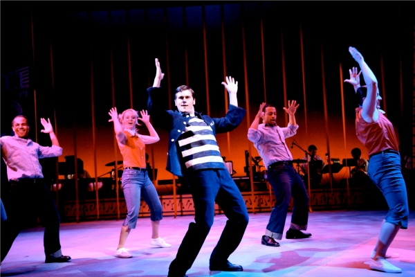 Photo Coverage: Connecticut Rep Presents SMOKEY JOE'S CAFE