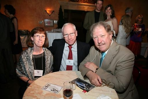 Janet and Neill Shanahan and Russ Tutterow