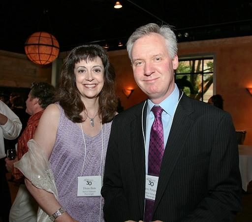 Diane Baia and Steve Peterson Photo