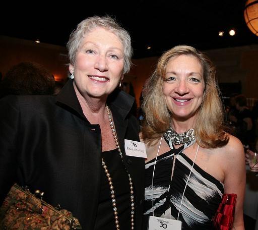 Rhoda Reeling and Zoa Norman