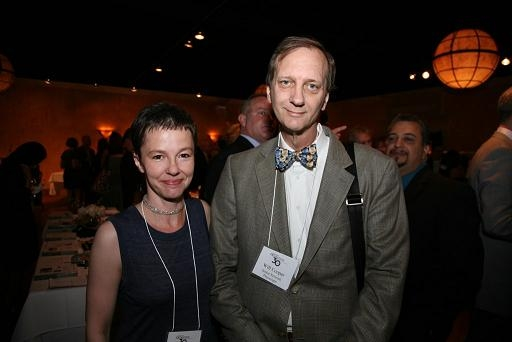 Karen Muller and Will Cooper Photo