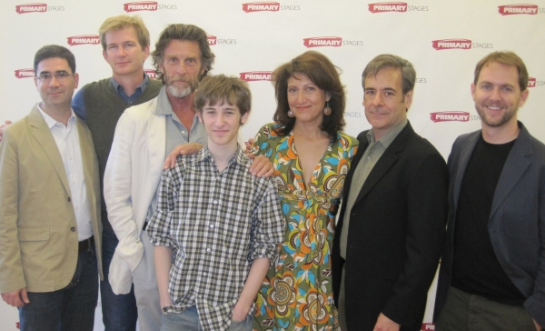 Jonathan Tolins (playwright), Bill Brochtrup, John Glover, Noah Robbins, Amy Aquino, Mark Nelson, Matt Shakman (director)