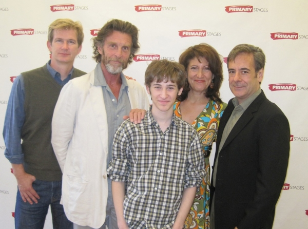 Bill Brochtrup, John Glover, Noah Robbins, Amy Aquino and Mark Nelson