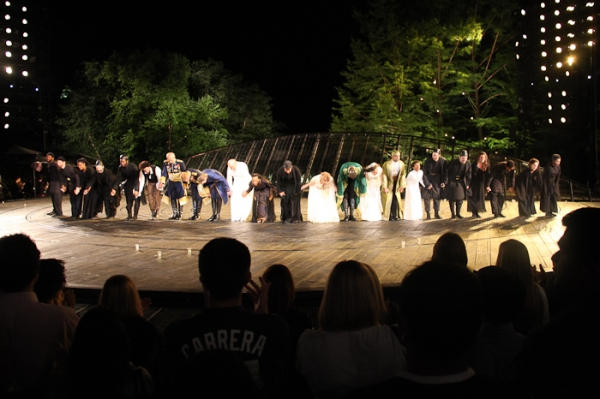 Photo Coverage: THE WINTER'S TALE Opens at the Delacorte