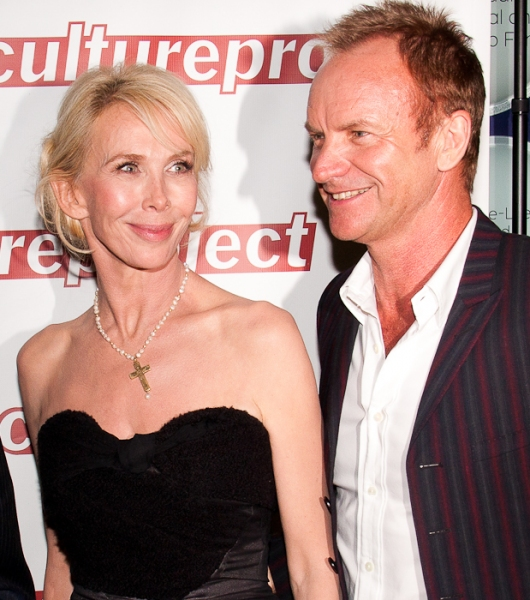 Photo Coverage: Sting & Styler Lead 'Twin Spirits' for Culture Project