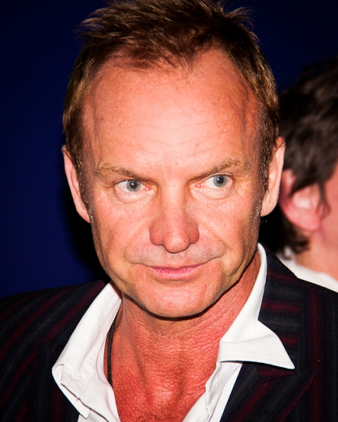 Photos: Sting & Styler Lead 'Twin Spirits' for Culture Project