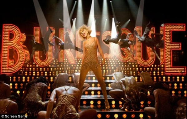 Photo Flash: First Promo Shots of 'Burlesque' Released!