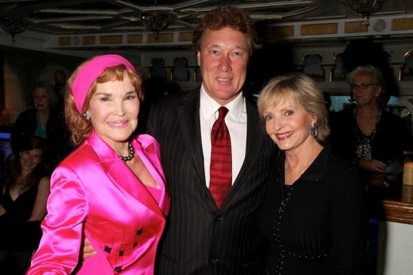 Kathryn Crosby, Stone Van Gorder and Florence Henderson