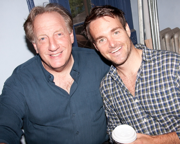 Alan Zweibel and Will Forte