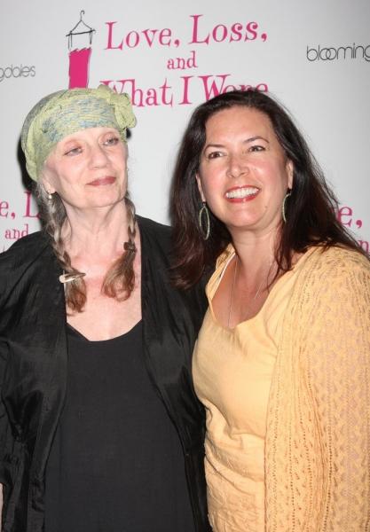 Ilene Beckerman and Karen Carpenter