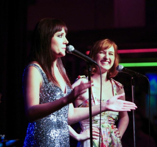 Photo Coverage: Dee Roscioli Plays Cabaret Debut at Birdland