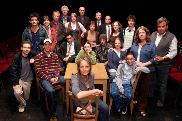 Photo Flash: Helen Hunt Joins OUR TOWN  as 'Stage Manager' at Barrow Street Tonight, 7/6