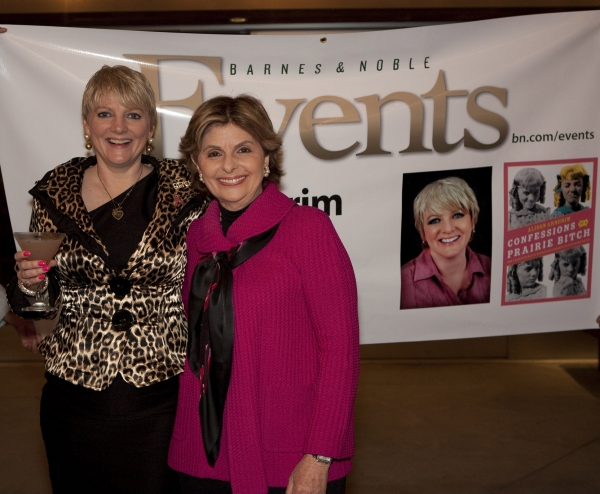 Alison Arngrim and Gloria Allred