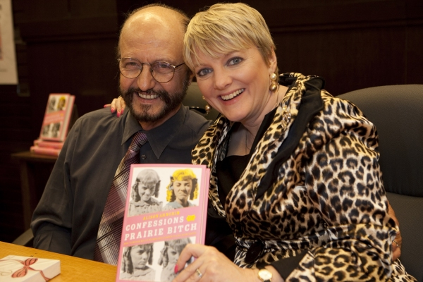 Alison Arngrim with Husband Bob Schoonover