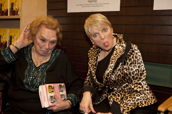 "Rose Marie and Alison Arngrim ""Bitch It Up"""